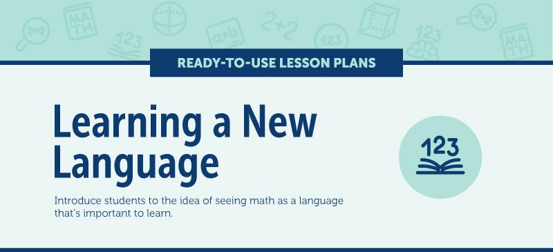Math Lesson Plans