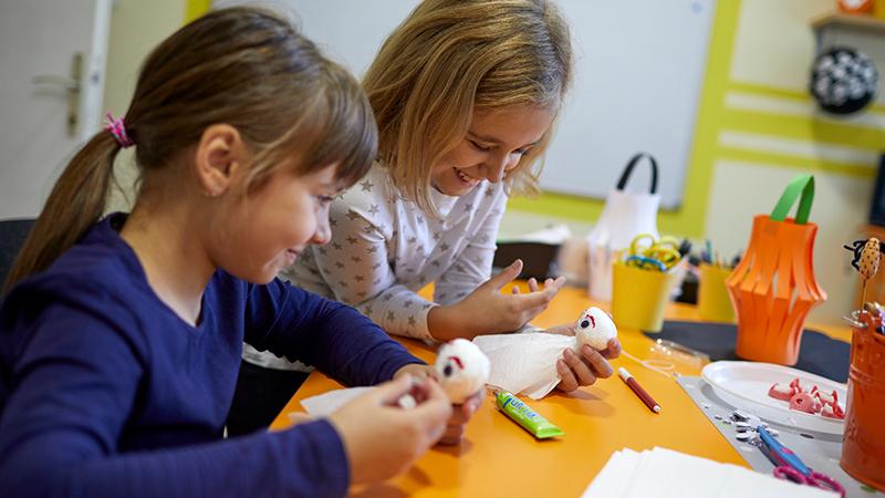 Classroom Fall Activities