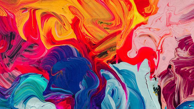 Hydro Drip Painting