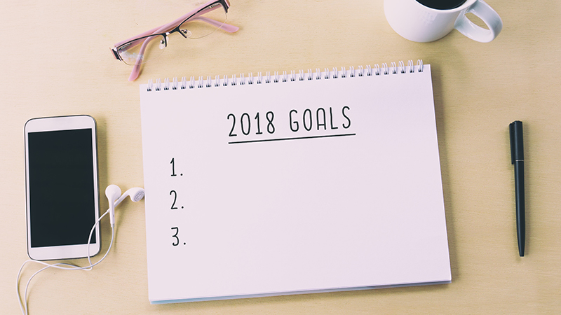 Teacher New Year Goals