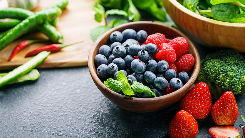 Teaching Nutritional Science, Tips for Teaching Nutrition, Fruits and Vegetables