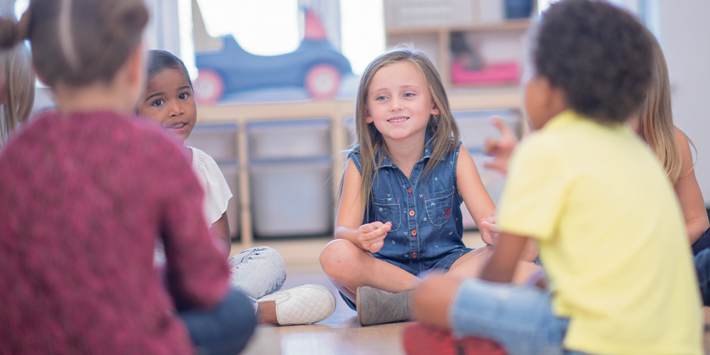 Children learning to cope with tragedy in the classroom