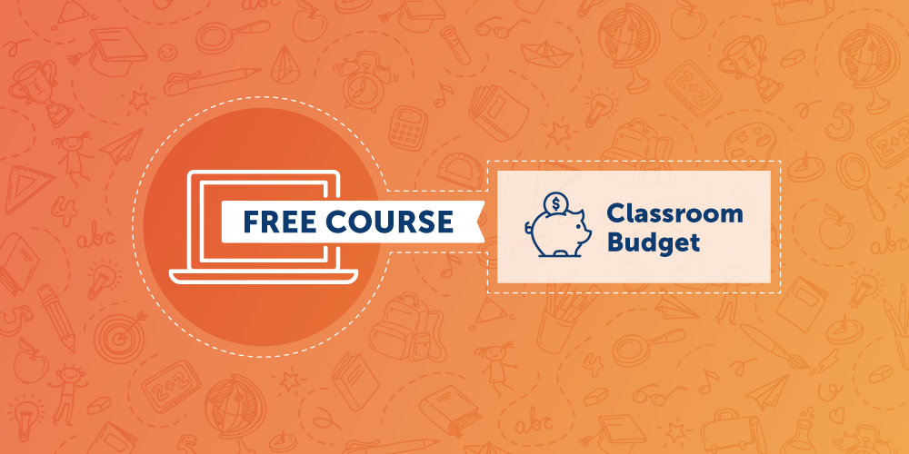 Free Courses Classroom Budget