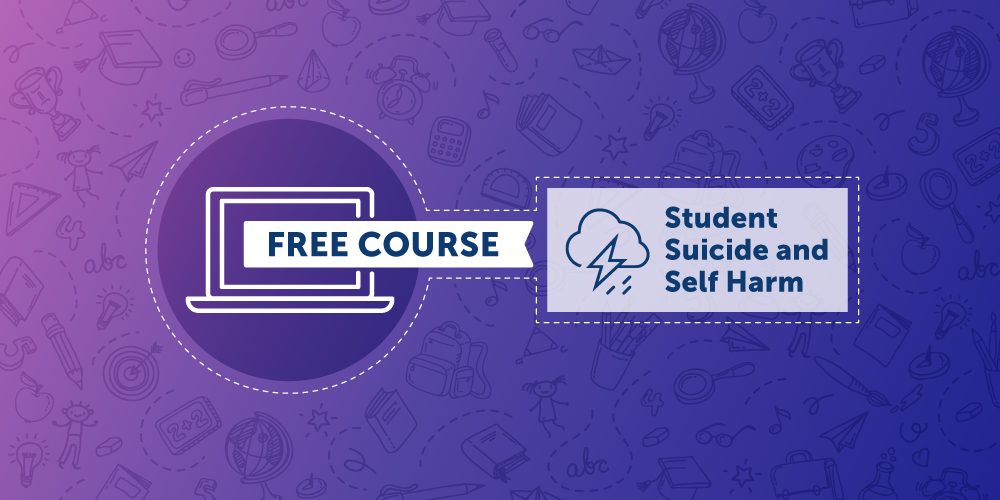 Free Course Suicide and Self-Harm