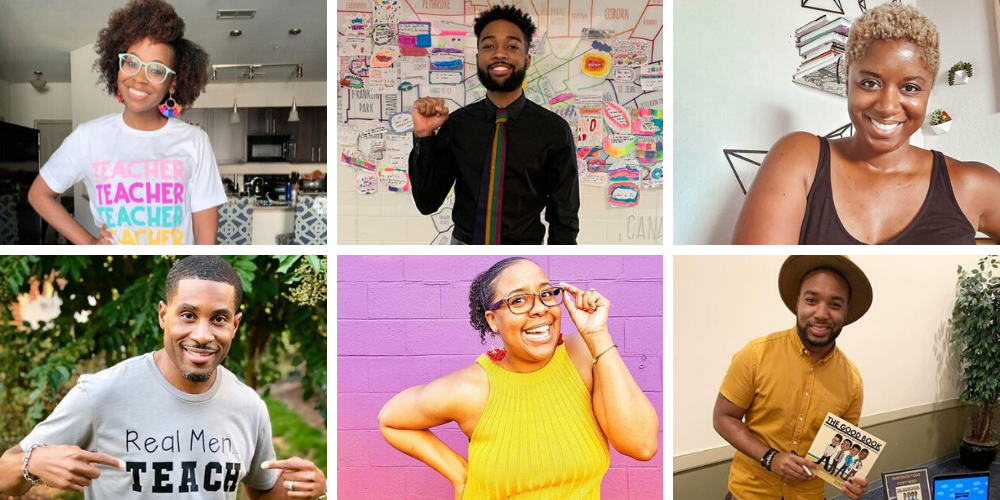 Black Teachers to Follow on Instagram