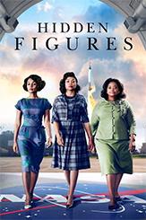 movie cover of Hidden Figures