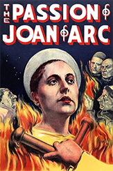 movie cover of The Passion of Joan of Arc