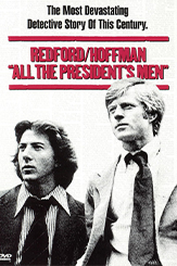 movie cover of All the President's Men